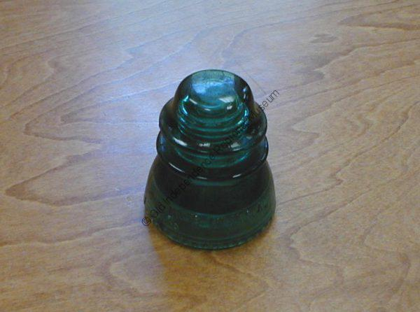 Hemingray-42 telegraph insulator