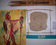 time of encounter